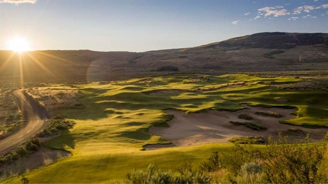 Gamble Sands opens short course designed by David McLay Kidd