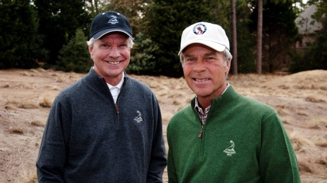 Bill Coore and Ben Crenshaw to receive ASGCA Donald Ross Award