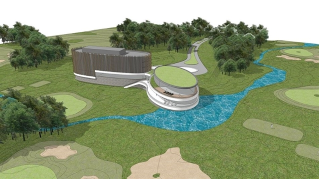 New 27-hole golf complex to be built in southern Belgium