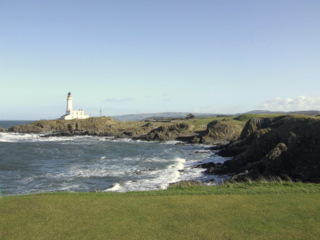 Course changes at Turnberry
