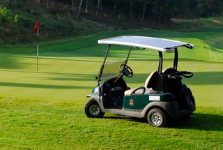 ClubCar partners with solar firm