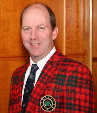 Carrick voted ASGCA president