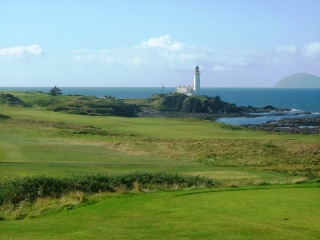 'Mr Turnberry' comes to the fore