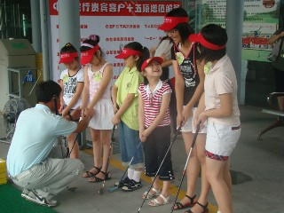 China success for Sticks for Kids