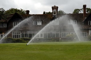 New Toro irrigation for Sonning