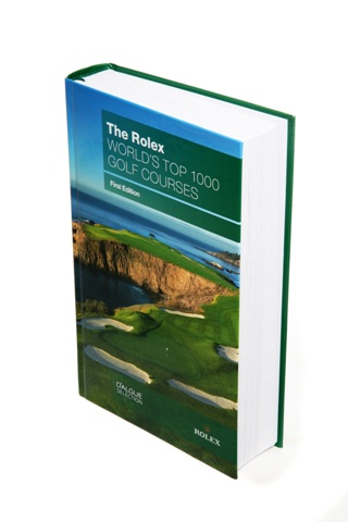 New guide to world's top courses