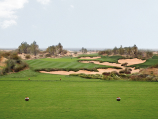 Jacobson builds in Chinese desert