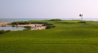 Blue Bay course opens in Hainan