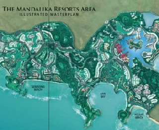 Huge new resort for Indonesia?