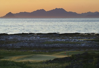 Nine new holes for Arctic links