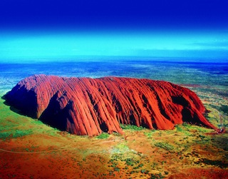 Uluru course in planning stages