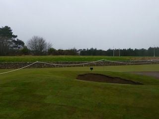 Dawson upbeat on Old Course works