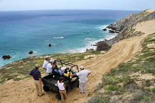 Quivira Los Cabos work underway