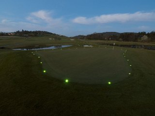 Moonlight Golfing project launched