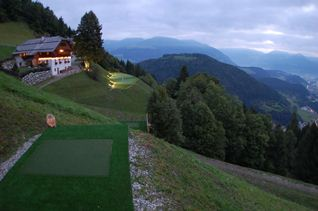 Private course debuts in Italian Alps