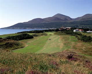 Royal County Down picks Jacobsen