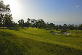Evian reopens ahead of ladies Major
