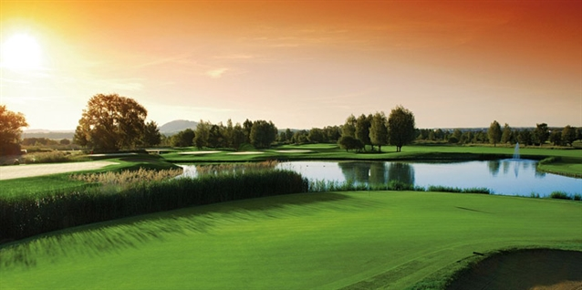 Deere to supply 2015 Solheim Cup