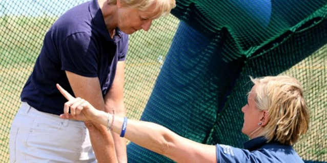 England Golf reports coaching uptake