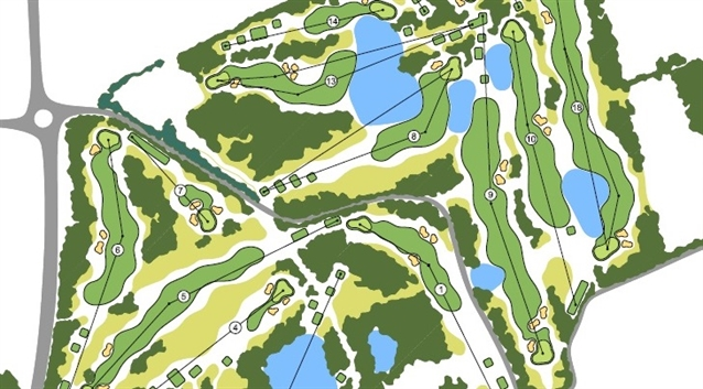 New course designed for Essex club