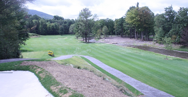 Windham Country Club course reopens after reconstruction of six holes