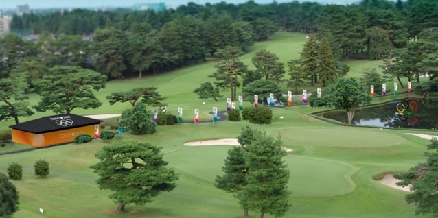 Kasumigaseki club to host 2020 Olympic golf tournament