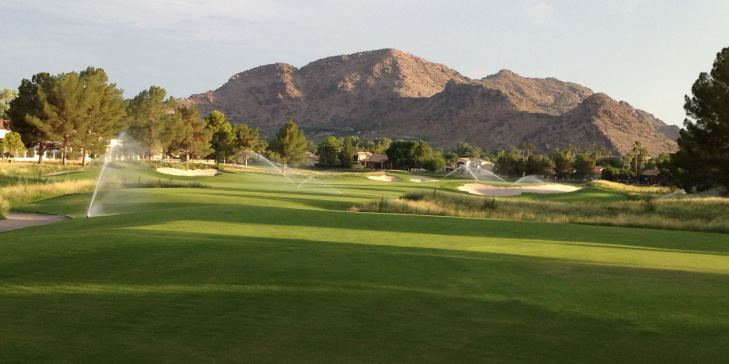 Straka completes design of Ambiente course at Camelback
