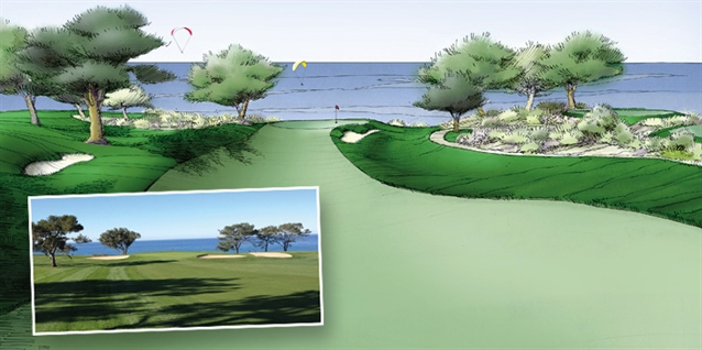 Mickelson reveals new design for Torrey Pines North