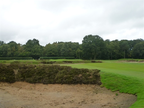 New-look eighteenth hole completed at Walton Heath Old