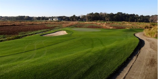 Work begins on Pete Dye design at The Ford Plantation