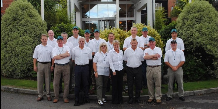 Huxley's bi-annual golf conference attracts global distributors