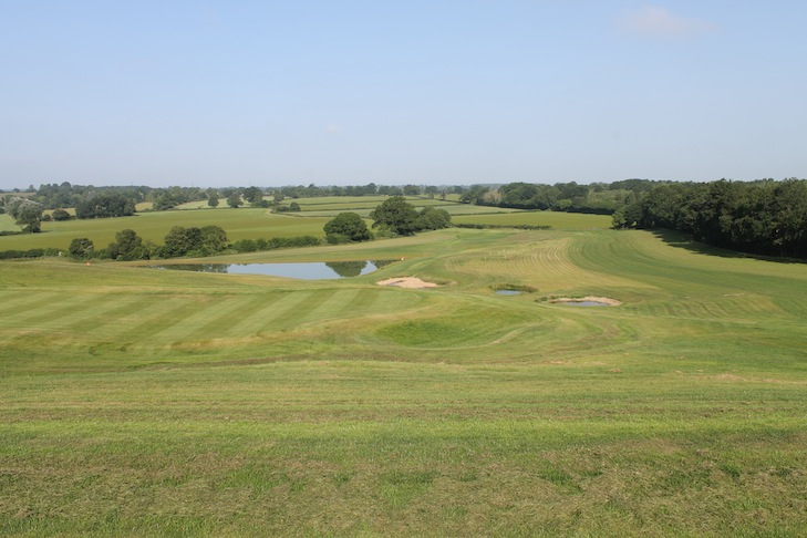 Chippenham course improvements to debut next spring