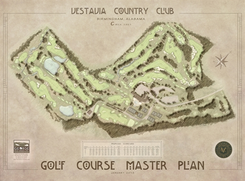 Lester George to renovate Cobb-designed course in Alabama