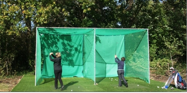 Strawberry Hill Golf Club gets new Huxley Golf practice facilities