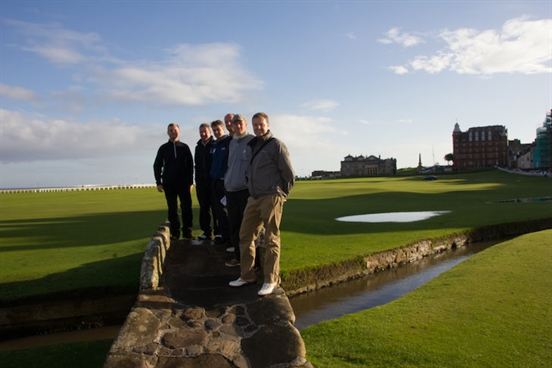 EIGCA graduates make study tour of Scottish classics