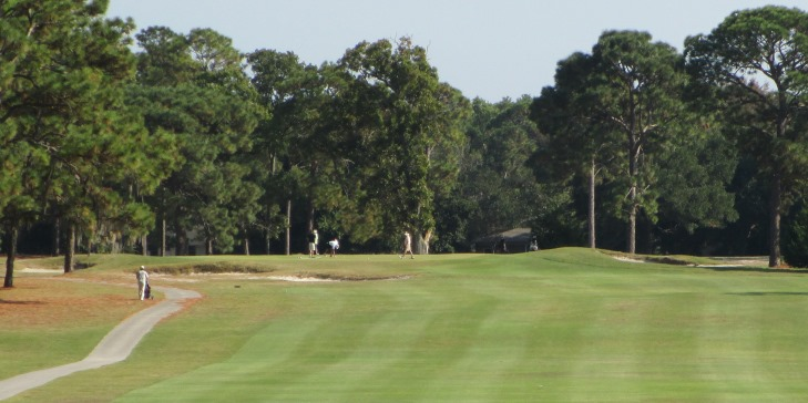 Fought begins renovation plans for Wilmington Municipal course