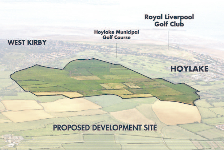 'Positive response' to Hoylake golf resort proposal, says council