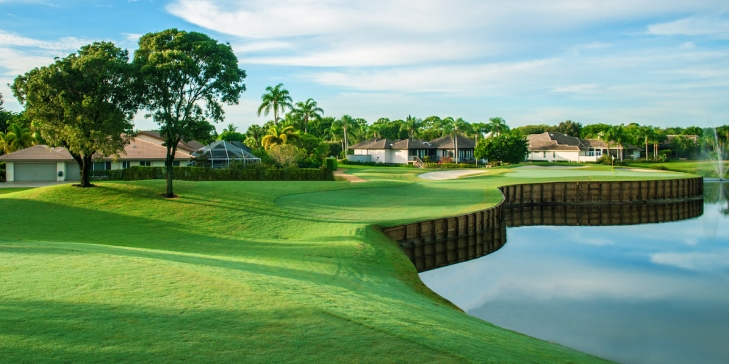 Bates completes major renovation of Seagate Country Club course