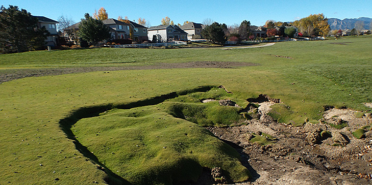 Norby's restoration of Coal Creek Golf Course moving forwards