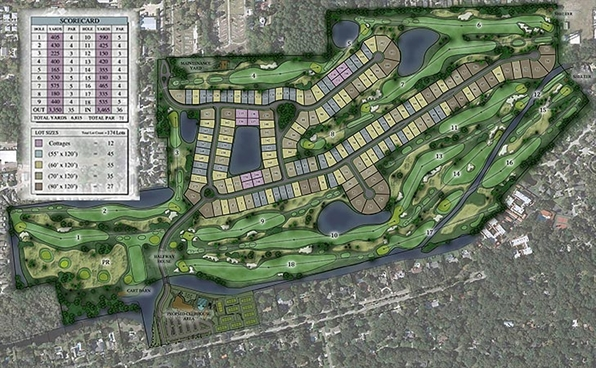 Ground is broken at Atlantic Beach Country Club in northern Florida