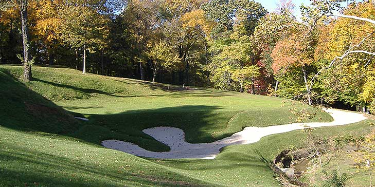 Tripp Davis' firm completes renovation master plan for Engineers Country Club
