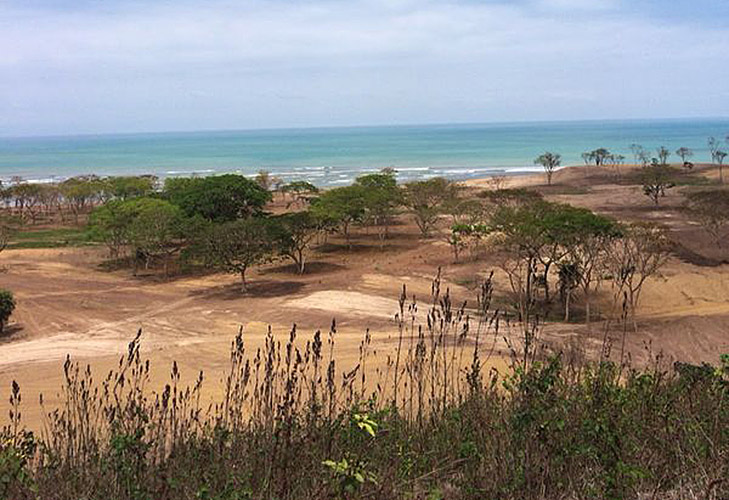 Steve Smyers' first South American course set to be completed later this year