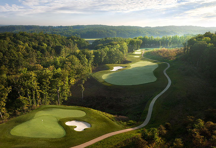 Troon to manage Potomac Shores Golf Club, set to open spring 2014