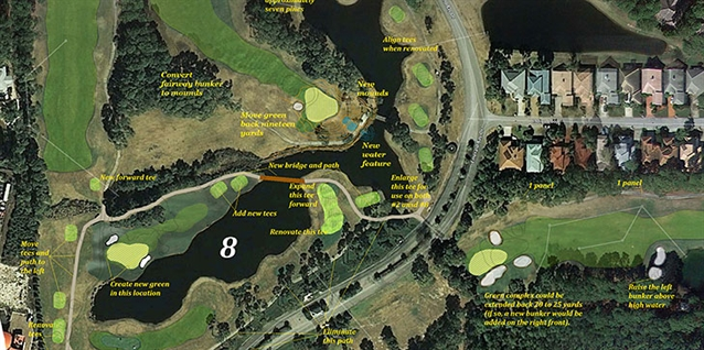 Cupp begins renovation of Emerald Bay Golf Club in Florida