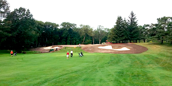 Carrick Design to restore bunkering at Cataraqui Golf and Country Club