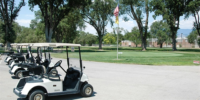 University of New Mexico North course reopens following renovation work