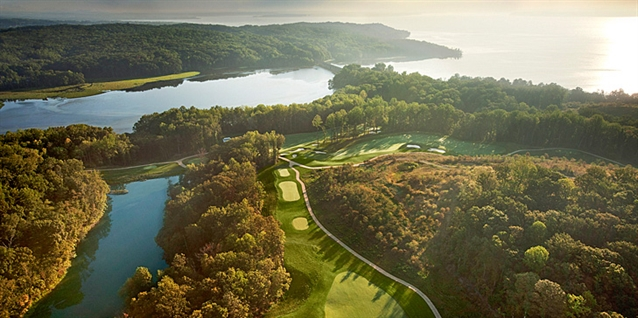 Potomac Shores Golf Club in Virginia to open 5 May