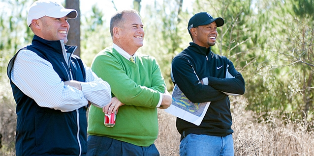 Woods' practice to design Houston course in new residential community