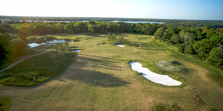 New Tripp Davis-designed short course opens in Texas
