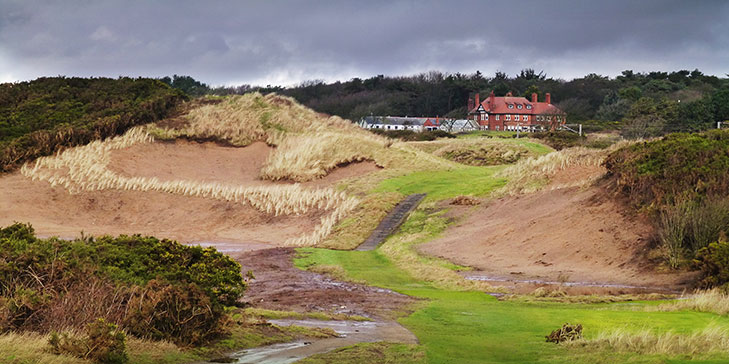 How Ebert is transforming Troon ahead of the 2016 Open